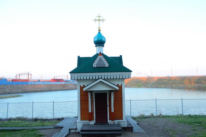 Часовня Софрония, епикопа Иркутского, Иркутск