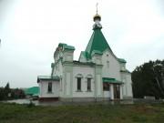 Бураново. Троицы Живоначальной (новая), церковь