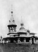 Церковь Сергия Радонежского в Чёрновских садах - Самара - Самара, город - Самарская область