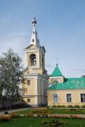 Введено-Оятский женский монастырь. Колокольня - Оять - Лодейнопольский район - Ленинградская область