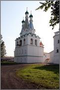 Александро-Свирский монастырь. Звонница - Старая Слобода - Лодейнопольский район - Ленинградская область