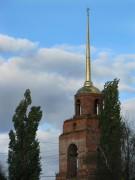 Троицкий монастырь. Колокольня - Елец - Елецкий район и г. Елец - Липецкая область