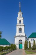 Знаменский монастырь. Колокольня - Елец - Елецкий район и г. Елец - Липецкая область