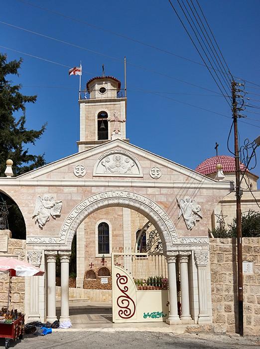 Монастырь Пастушков, Бейт-Сахур