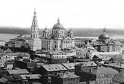 Казанско-Богородицкий монастырь. Колокольня - Казань - Казань, город - Республика Татарстан