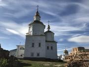 Путивль. Рождества Пресвятой Богородицы Молчанский женский монастырь. Собор Рождества Пресвятой Богородицы