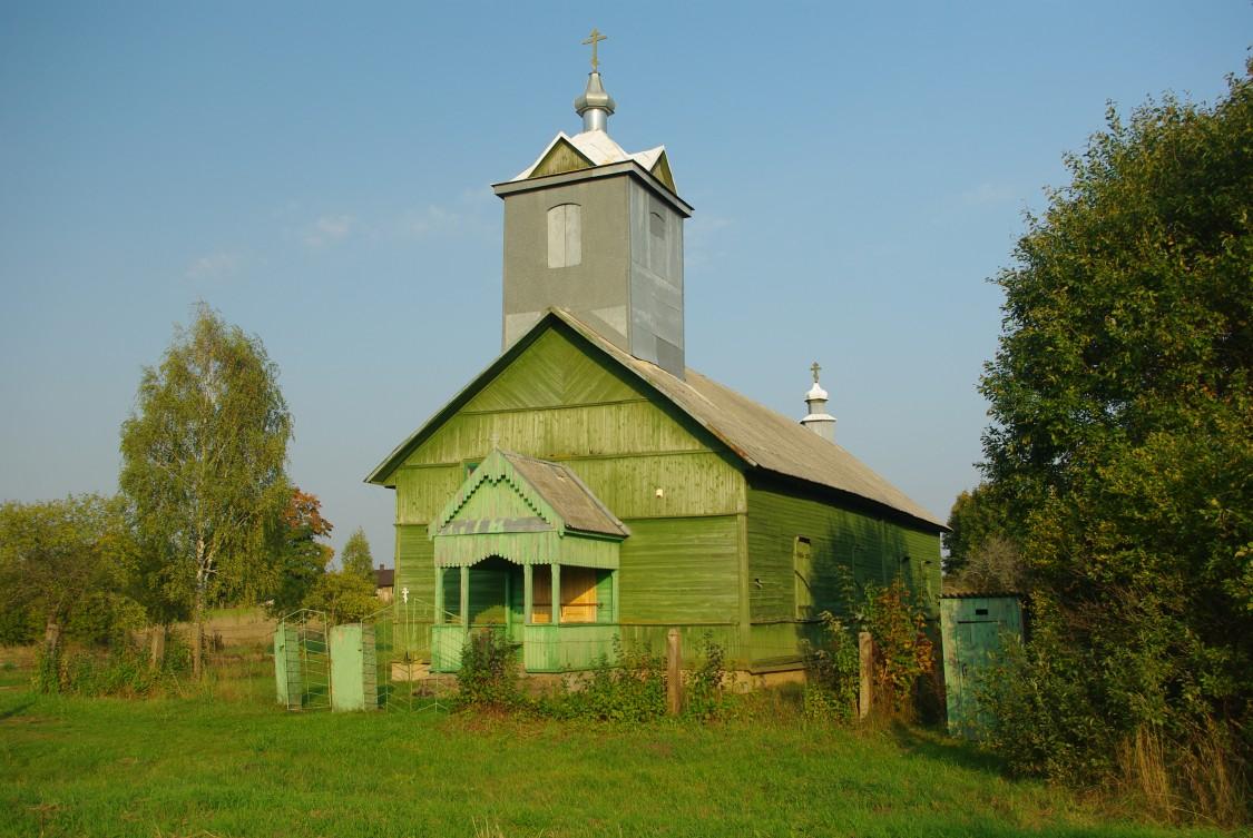 Латвия, Резекненский край, Кампишки. Неизвестная старообрядческая моленная, фотография. фасады