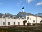 Снетогорский женский монастырь. Церковь Иоасафа Снетогорского - Псков - Псков, город - Псковская область