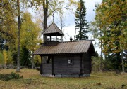 Часовня Спаса Нерукотворного Образа - Хейняваара - Северная Карелия - Финляндия