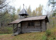 Часовня Спаса Преображения - Саариваара - Северная Карелия - Финляндия