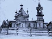 Церковь Серафима Саровского - Соболи - Тужинский район - Кировская область