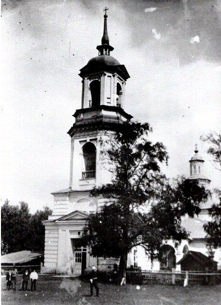 Церковь Спаса Нерукотворного Образа, Вятка (Киров)