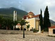 Церковь Пантелеимона Целителя - Поулитра - Пелопоннес (Πελοπόννησος) - Греция