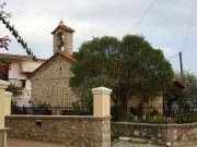 Неизвестная церковь - Поулитра - Пелопоннес (Πελοπόννησος) - Греция
