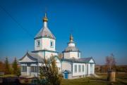 Александровка. Покрова Пресвятой Богородицы, церковь