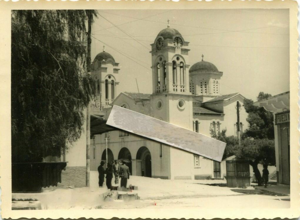 Церковь Рождества Христова, Молаи