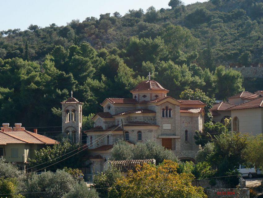 Монастырь Макрины Каппадокийской, Киверио