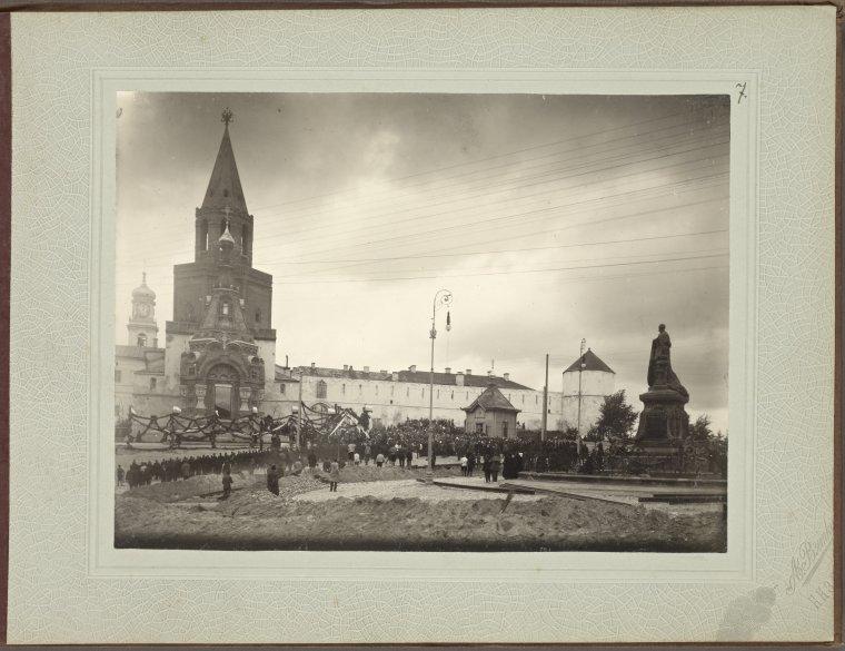 Часовня Спаса Нерукотворного Образа, Казань