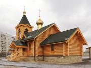 Церковь Саввы Освященного в Люблино - Люблино - Юго-Восточный административный округ (ЮВАО) - г. Москва