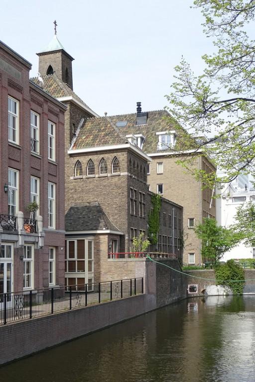 Монастырь Иоанна Предтечи, Гаага