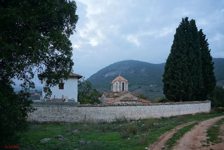 Монастырь Богородицы, Агиос Власис