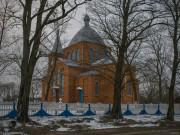 Городная. Николая Чудотворца, церковь
