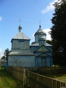 Церковь Успения Пресвятой Богородицы - Ольпень - Столинский район - Беларусь, Брестская область