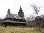Церковь Анны праведной - Буковцёво - Великоберезнянский район - Украина, Закарпатская область