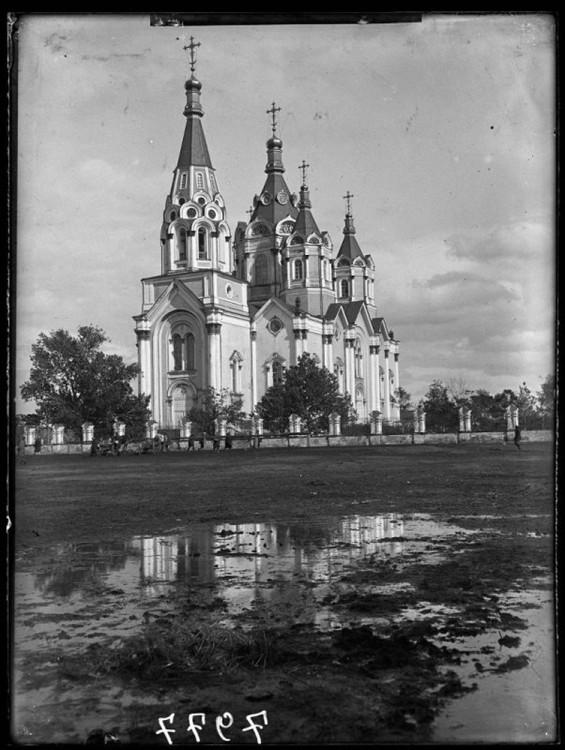 Собор Рождества Пресвятой Богородицы, Красноярск