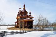 Церковь Покрова Пресвятой Богородицы - Большой Балчуг - Сухобузимский район - Красноярский край