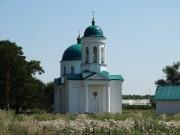 Церковь Спаса Нерукотворного Образа - Спасское - Саракташский район - Оренбургская область
