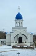 Лаврентьев монастырь. Надвратная церковь Успения Пресвятой Богородицы - Калуга - Калуга, город - Калужская область
