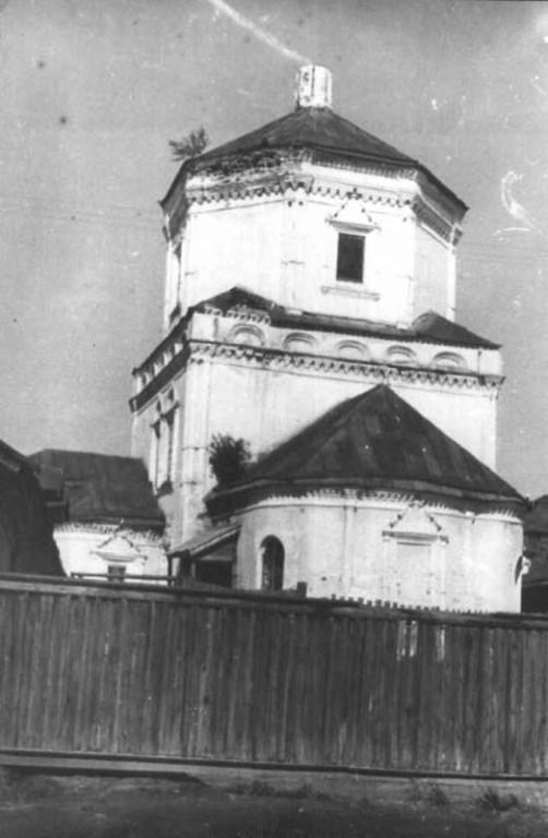 Церковь Воздвижения Креста Господня, Кинешма