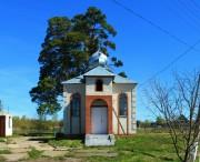 Новая Сахча. Троицы Живоначальной, церковь