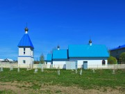 Старая Сахча. Успения Пресвятой Богородицы, церковь