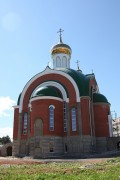 Церковь Сергия Радонежского - Челябинск - Челябинск, город - Челябинская область