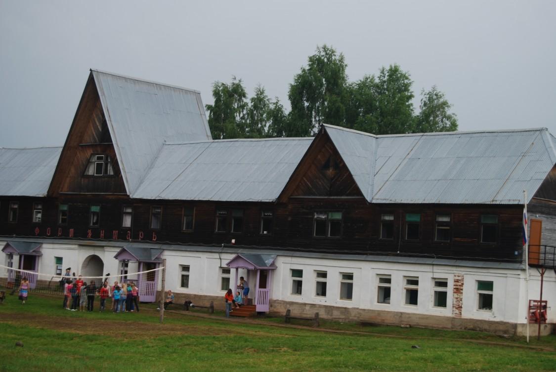 Николаевский Моденский мужской монастырь, Модно