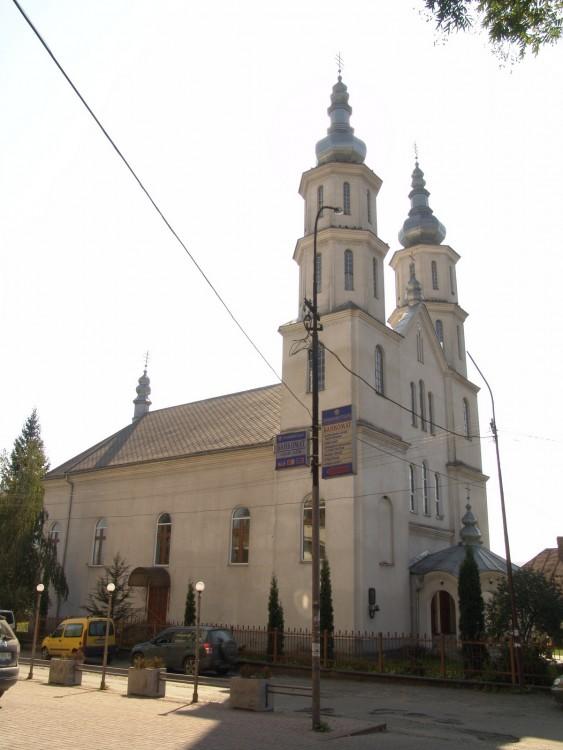 Церковь Николая Чудотворца, Перечин