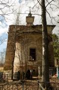 Церковь Рождества Христова - Никольское - Сокольский район - Вологодская область