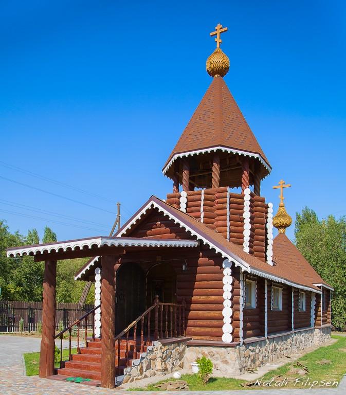 Церковь Михаила Архангела, Волгоград