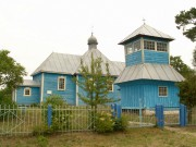Церковь Параскевы Пятницы - Месятичи - Пинский район - Беларусь, Брестская область