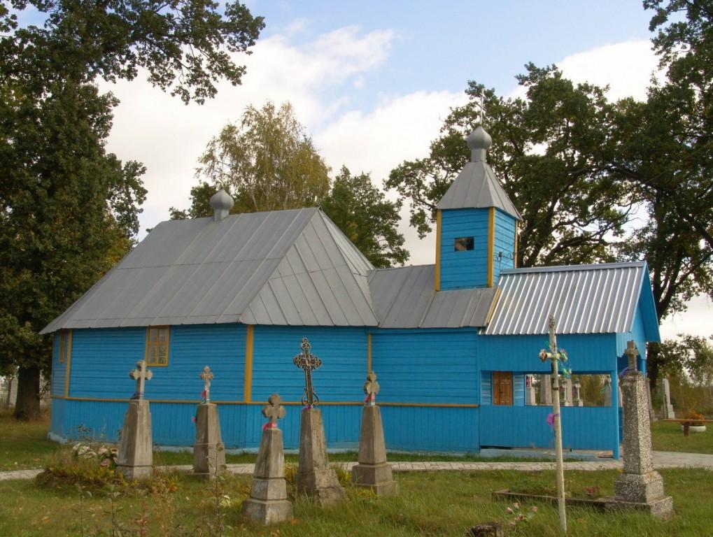 Церковь Михаила Архангела, Видибор