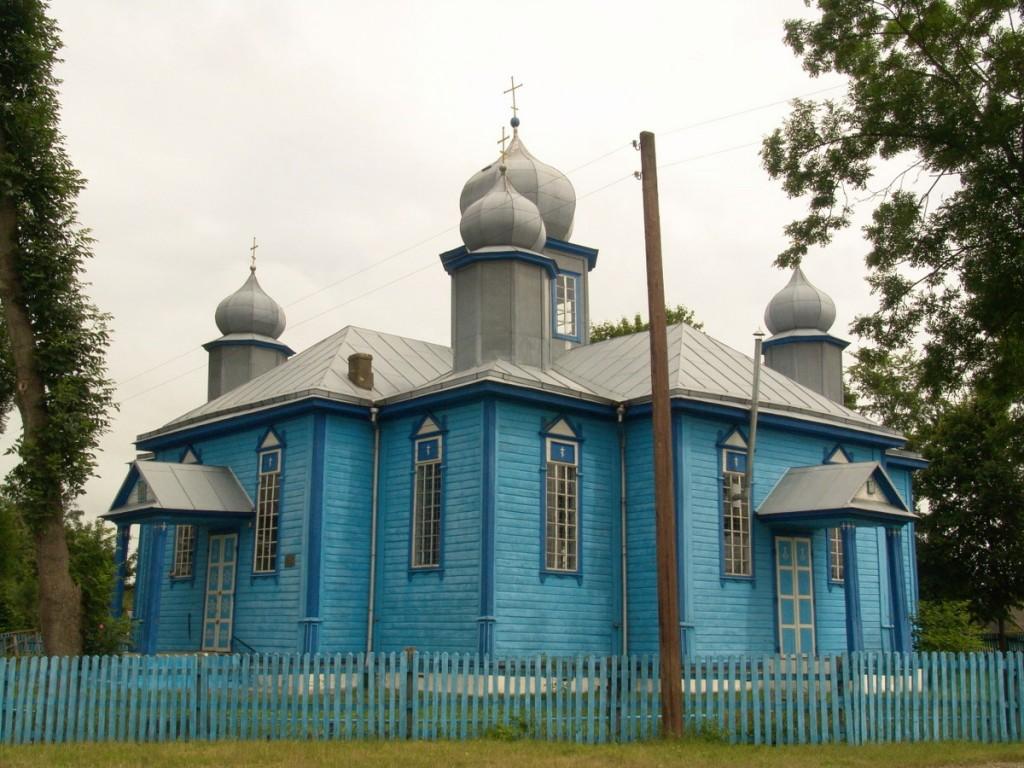 Церковь Покрова Пресвятой Богородицы, Плотница