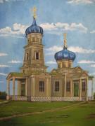 Церковь Михаила Архангела - Андреевка - Бугульминский район - Республика Татарстан
