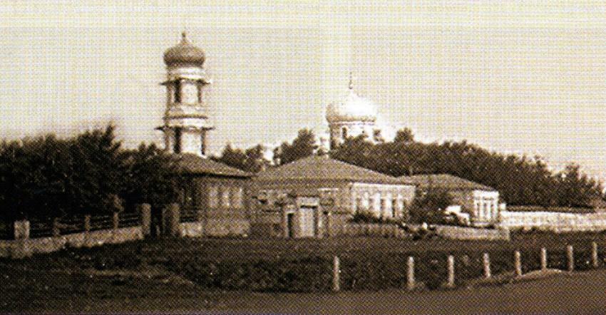 Казанско-Богородицкий Бугульминский женский монастырь, Бугульма
