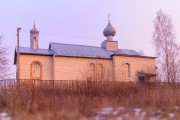 Церковь Сошествия Святого Духа - Речки - Вилейский район - Беларусь, Минская область
