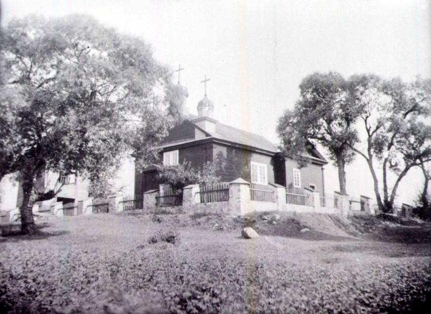 Церковь Сошествия Святого Духа, Речки