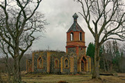 Эстония, Ляэнемаа, Силла (Silla), ??колая Чудотворца, церковь