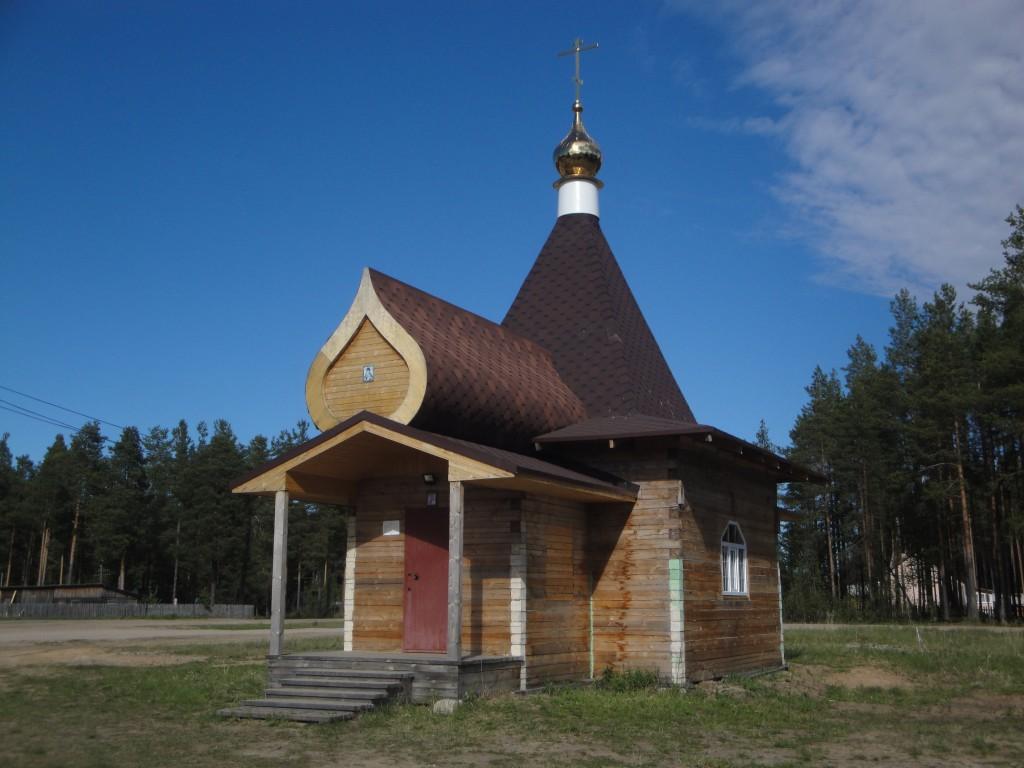 Церковь Луки (Войно-Ясенецкого), Хетово