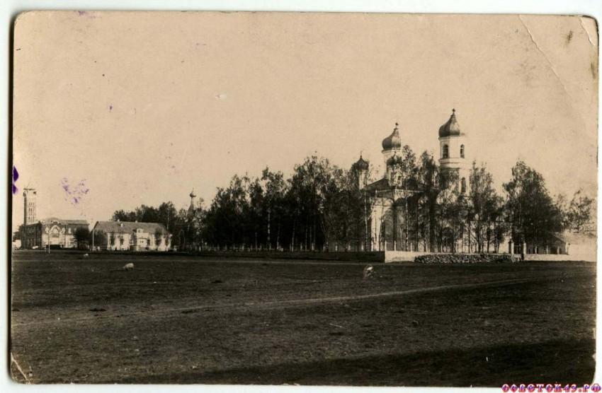 Церковь Спаса Нерукотворного Образа, Советск